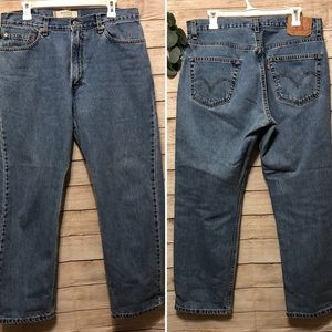 Levi's 505 Regular Fit 36 x 30 Made in USA